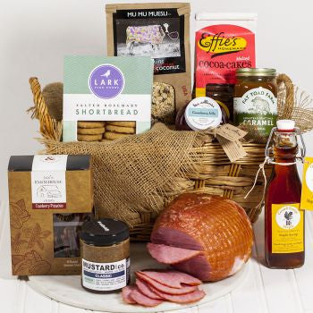 Country Ham Gift Basket