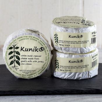 Olde Hudson - Nettle Meadow Farm Kunik Spreadable Cheese