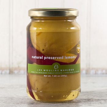Natural Preserved Lemons