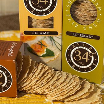 34 Degree Crispbreads