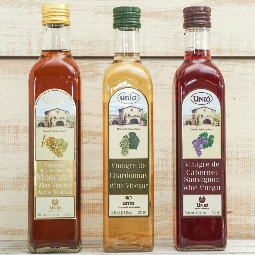 Unio Wine Vinegars
