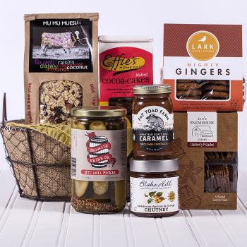 Handmade Perfections Gift Basket