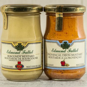 Edmond Fallot Mustards - NEW