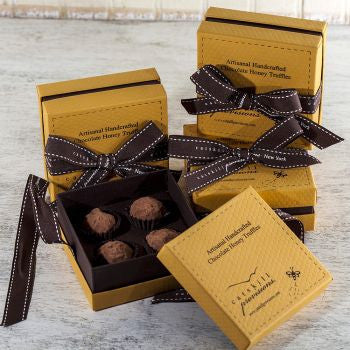 Chocolate Honey Truffles