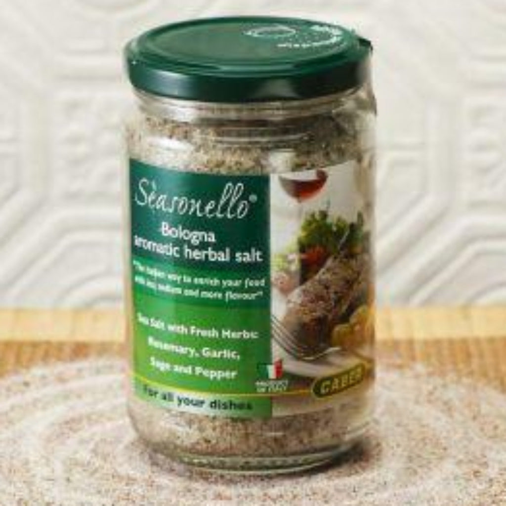 Seasonello Aramatic Herbal Sea Salt