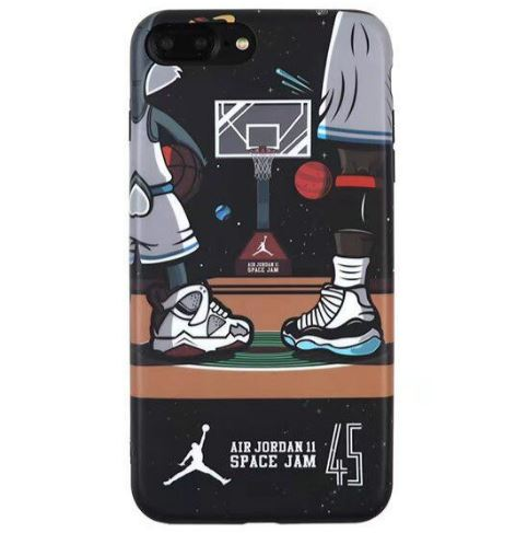 coque iphone 6 space jam