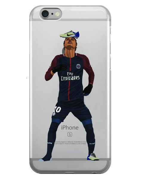 neymar coque iphone 6