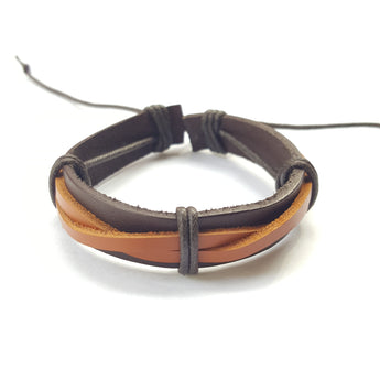 Leather Adjustable