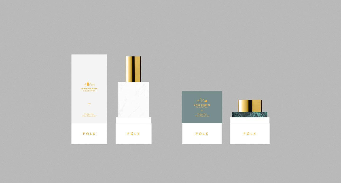 FÓLK packaging awarded by Federation of Art Directors