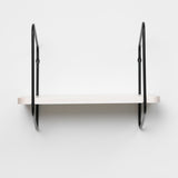 Nomad Wall Shelf / 42x24 cm / Black / White