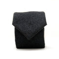 Neck Tie in Heather Midnight Navy