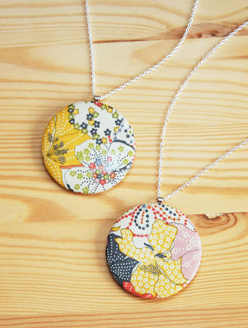Ketting floral