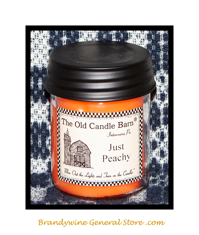 Buy one of our Old Candle Barn candles for some cheering up