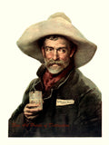 George Wiedemann Brewing Company Fine Art Advertising Print