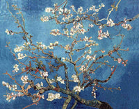 Van Gogh Vincent - Blossoming Almond Tree Fine Art Print