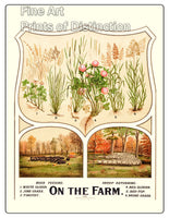 On The Farm Country Decor Print