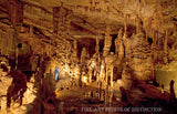 The Big Room in Cathedral Caverns art print