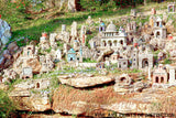 Ave Maria Grotto by Brother Joseph Zoettl art print