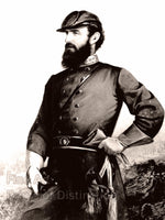 Thomas J. Stonewall Jackson three quarters portrait
