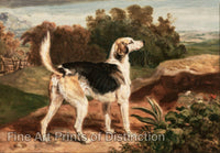 Ravager, One of the Lambton Hounds by James Ward