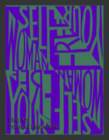 Woman Free Yourself Poster from 1971