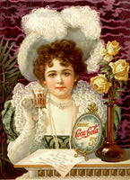 1890 Coca Cola advertisement