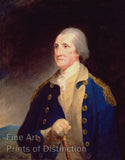 Portrait of George Washington by Robert Edge Pine