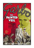 1934 movie poster The Painted Veil starring Greta Garbo art print