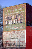 Smalley's Theater in the baseball town of Cooperstown, New York