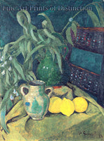 A Synchrony in Green by Paul Serusier