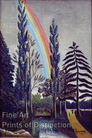 Lake Daumesnil by Henri Rousseau