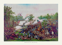 The Battle of Atlanta by Kurz and Allison