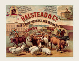 Halstead and Company Beef and Pork Packers