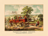 Paragon Axle Grease by the Meriam and Morgan Paraffine Company