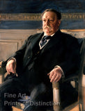 Official Presidential Portrait of William Howard Taft painted by Anders Zorn