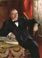 William Howard Taft by Anders Zorn