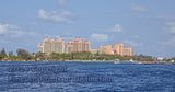 New Towers of Atlantis Resort in Nassau Bahamas Art Print