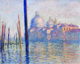 Monet Claude - The Grand Canal in Venice Fine Art Print