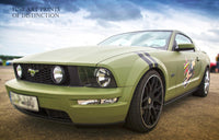 Mustang GT Sports Car by Ford Premium Print