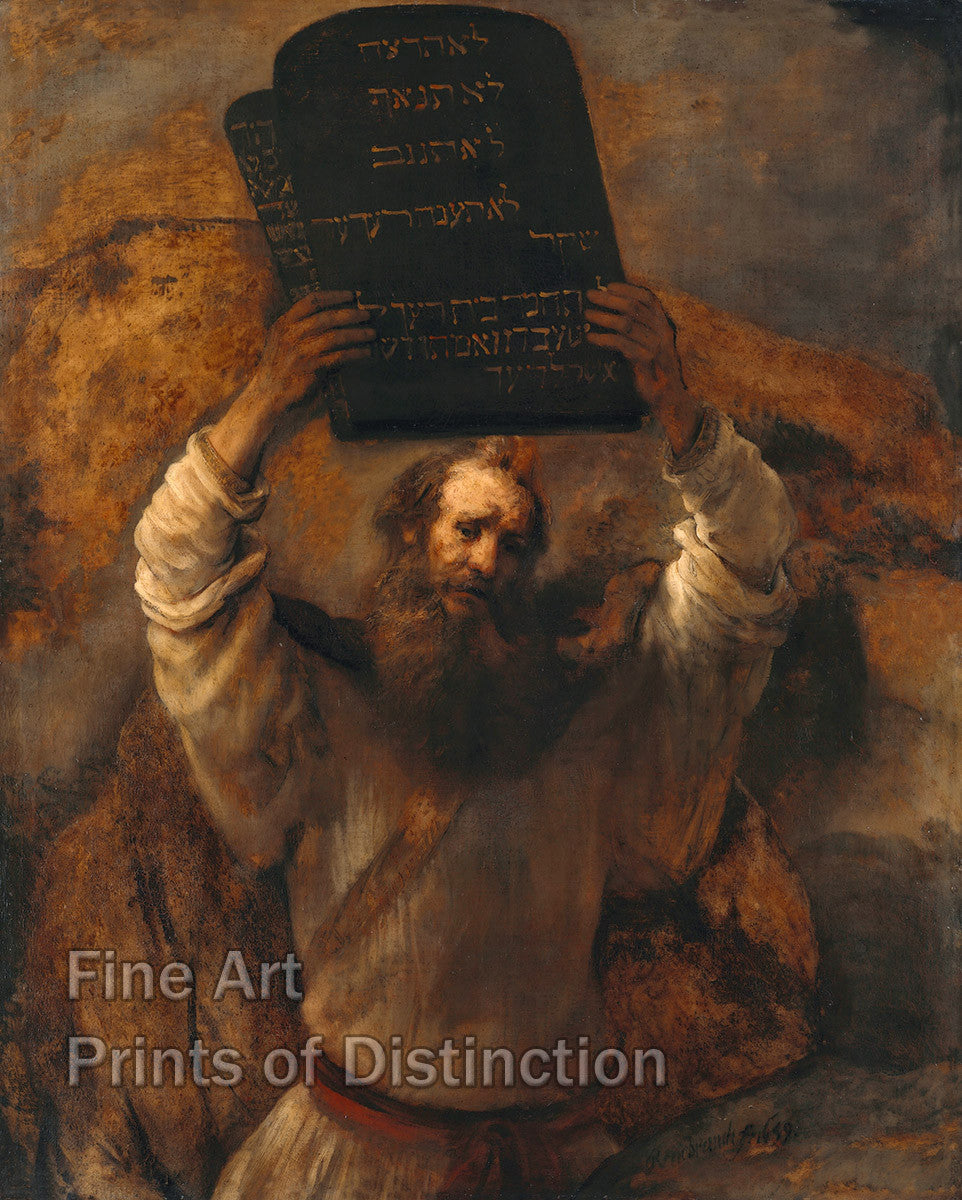 Image result for Moses, art