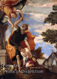 Sacrifice of Isaac by Veronese