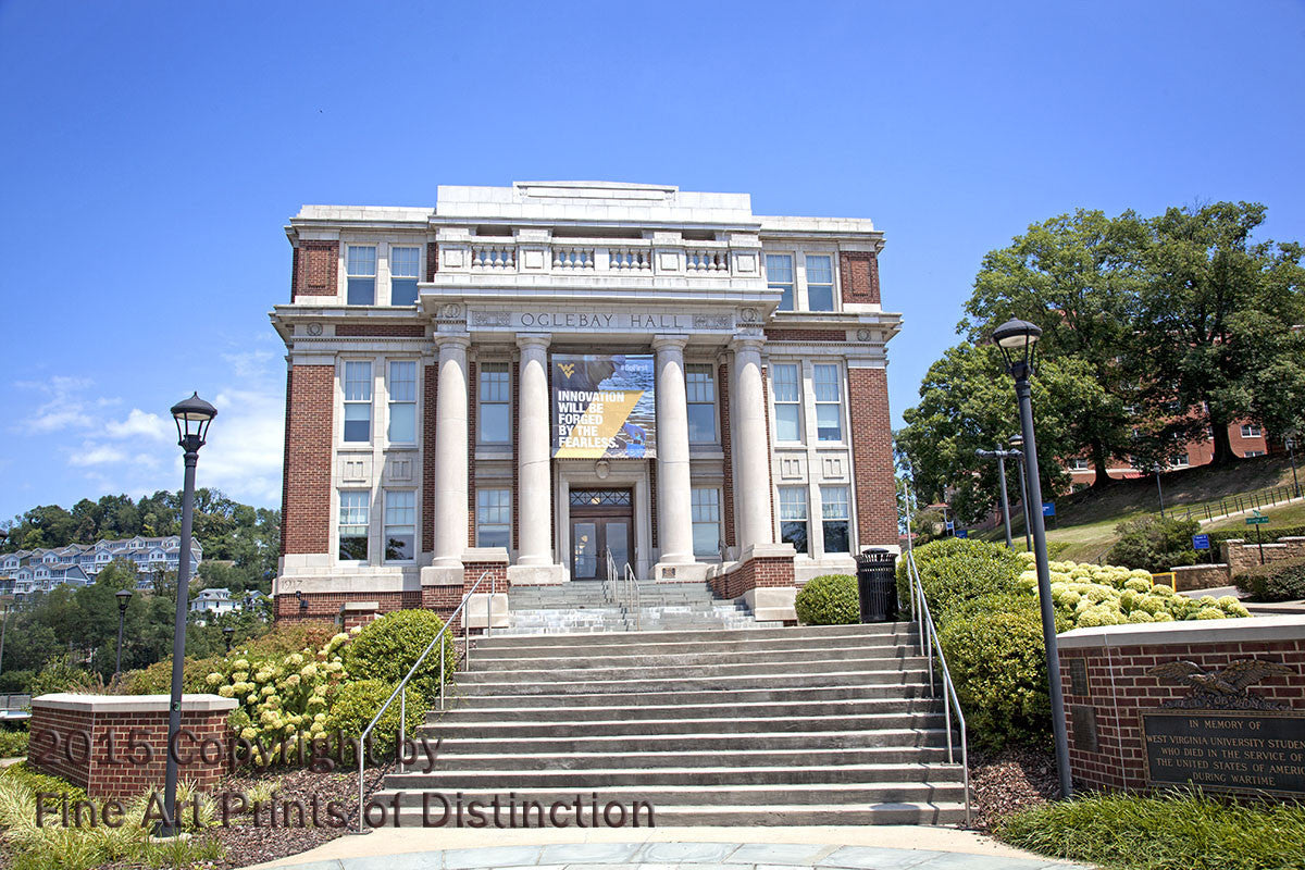 Oglebay Hall at WVU