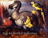 The DoDo Bird by Roelant Savery