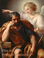 The Dream of Saint Joseph by Anton Raphael Mengs