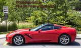 2015 Corvette Stingray Bright Cherry Red