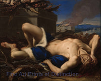 The Death of Abel by Antonio Balestra