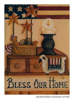 Bless Our Home Flag 47837