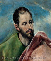 St. James the Younger by El Greco