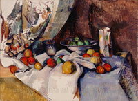 Cezanne, Paul - Still Life with Apples