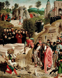 The Legend of the Relics of St. John the Baptist by Geertgen tot Sint Jans